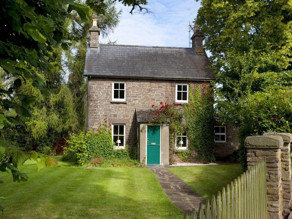 Victorian cottage doors