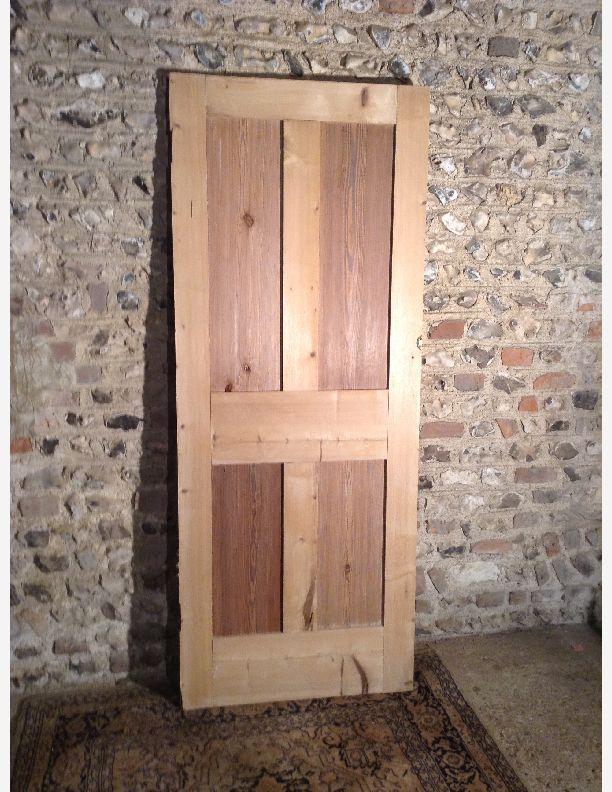 Victorian 4 Panel Shaker Style Door By Historic Doors