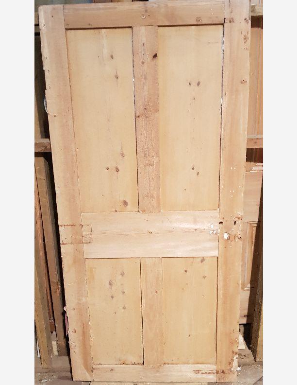 2034 - 4 panel Shabby Chic Victorian internal door