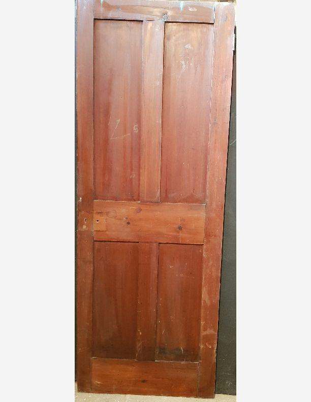 2084 - Victorian tall 4 panel internal shaker door