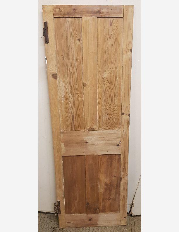 2445 - Small 4 panel interior door