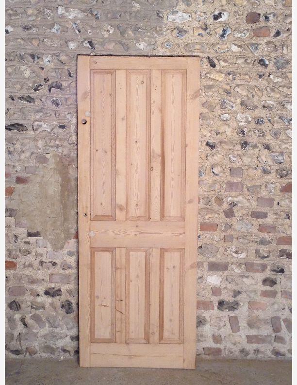 C317 1920s 3 over 3 panel interior door by historic doors for 1920s door design