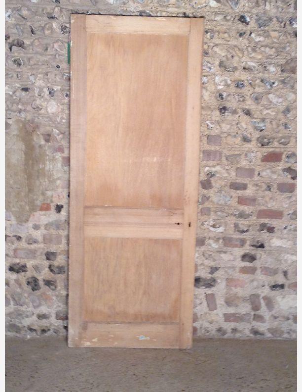 342 - 2 panel interior door