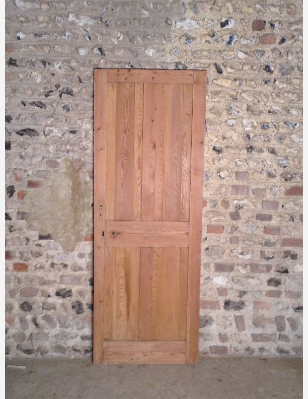 P510 A Victorian Shaker Style 4 Panel Internal Door By