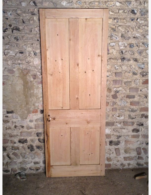 S610 A Victorian 4 Panel Shaker Style Internal Door By