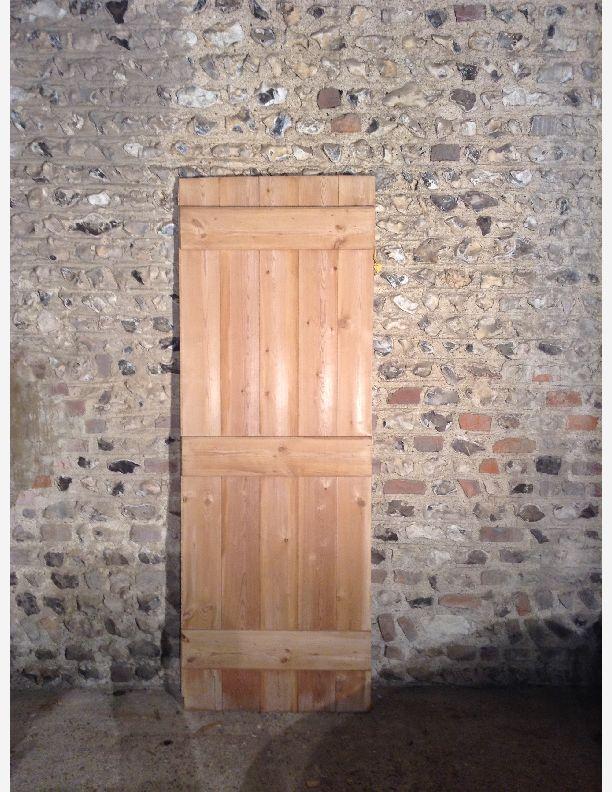 734 - Ledge and brace farmhouse/cottage door/gate