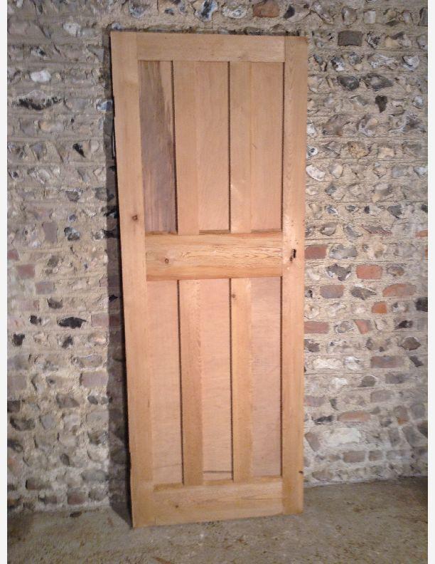 785 - 6 panel pine door
