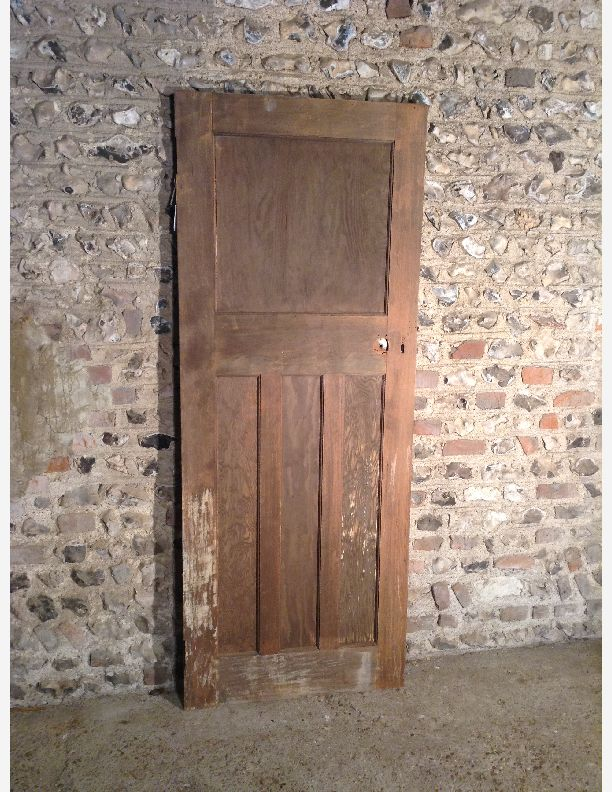 824 - 1930\\\'s 1 over 3   internal door