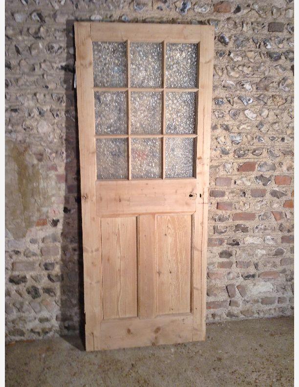 b845 external 9 pane glazed cottage door by historic doors rh historicdoors co uk Glass Door cottage glazed oak external doors