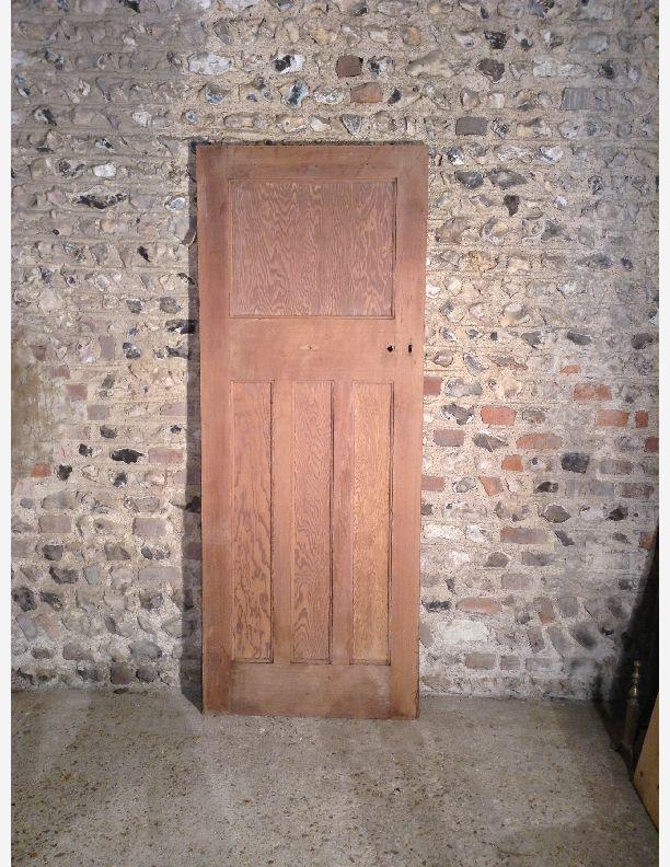 b871 1930s 1 over 3 internal door by historic doors