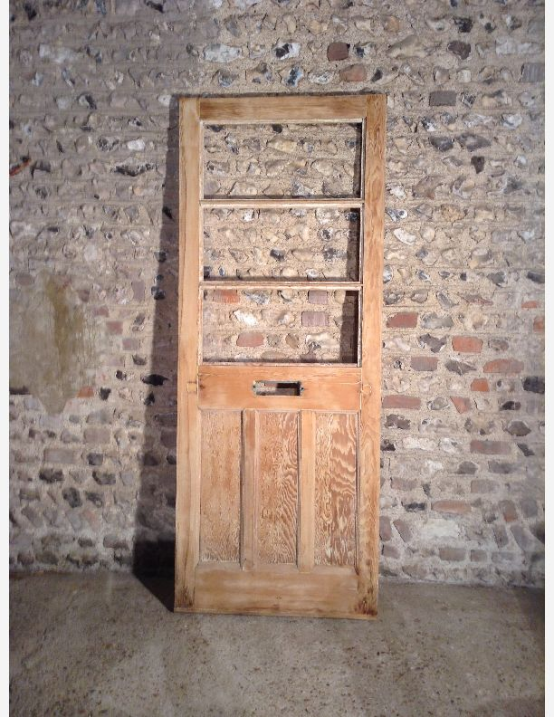 876 - Edwardian front door