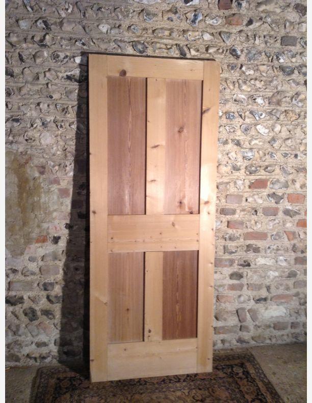 Victorian 4 panel shaker style door by historic doors for Victorian door styles