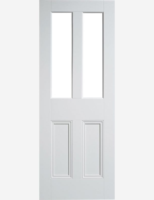 2008 - Painted Victorian historic style interior 4 panel door