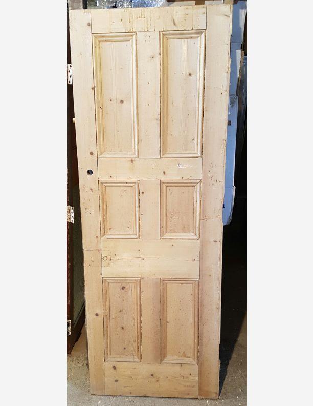 1091 - 6 panel Georgian front door