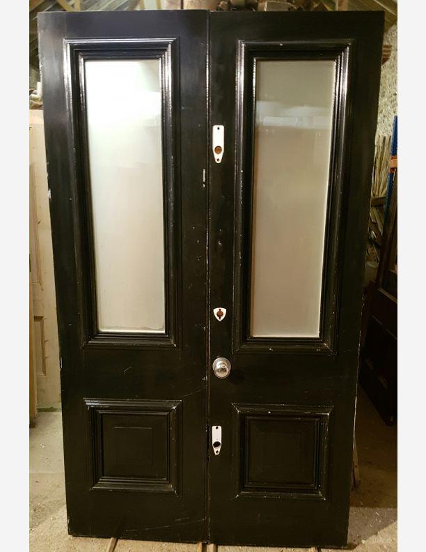 1166 - Regency style doors