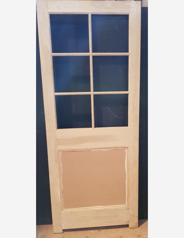 2089 - New three quarter glazed traditional internal door