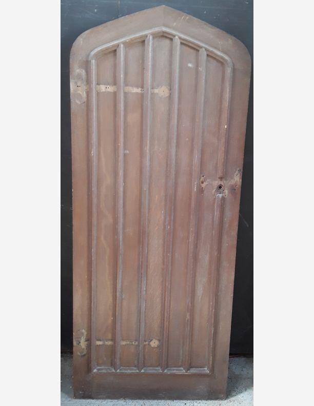 2431 - Solid oak door