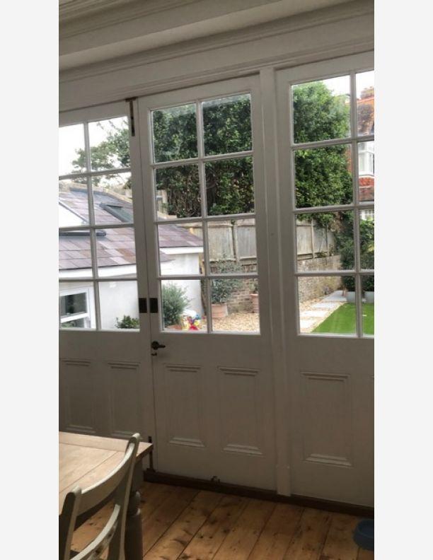 2485 - Edwardian French Doors