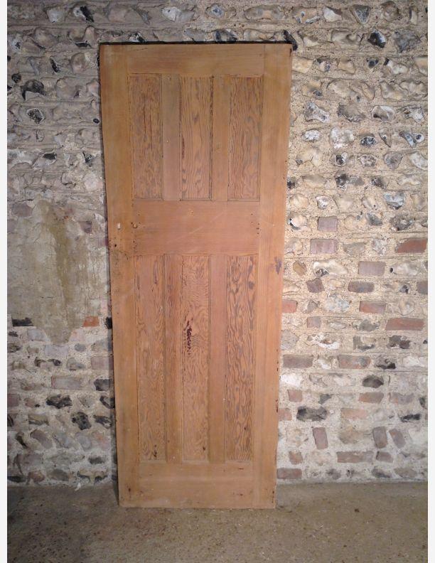 283   Reclaimed 1920u0027s 6 Panel 3 Over 3 Internal Door 283   Reclaimed  1920u0027s 6 Panel 3 Over 3 Internal Door