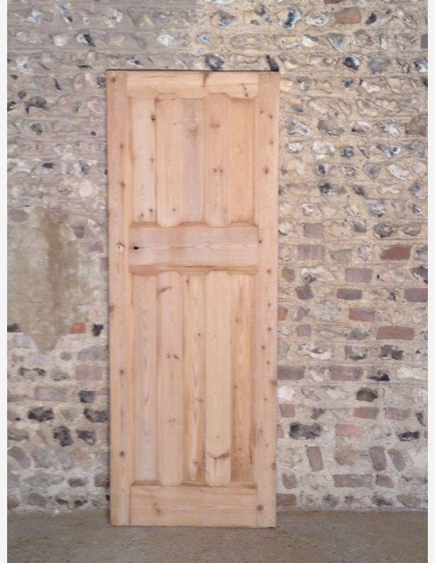 A312 1920s 3 over 3 panel interior door by historic doors for 1920s door design