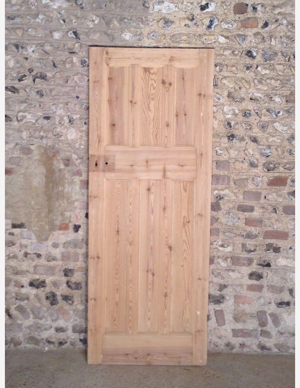 C327 1920s 3 over 3 panel interior door by historic doors for 1920s door design