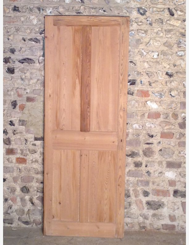 n407 victorian 4 panel interior door by historic doors