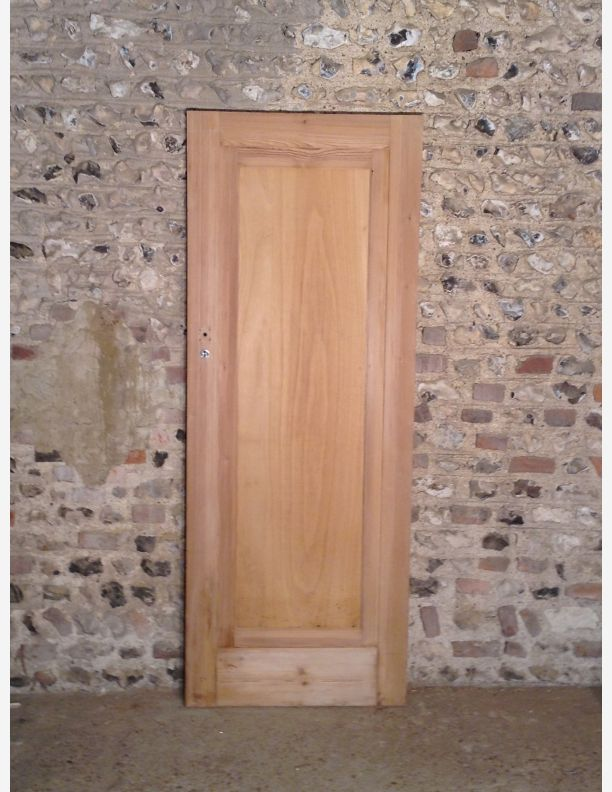 P476 a 1 panel 1920s internal door by historic doors for 1920s door design