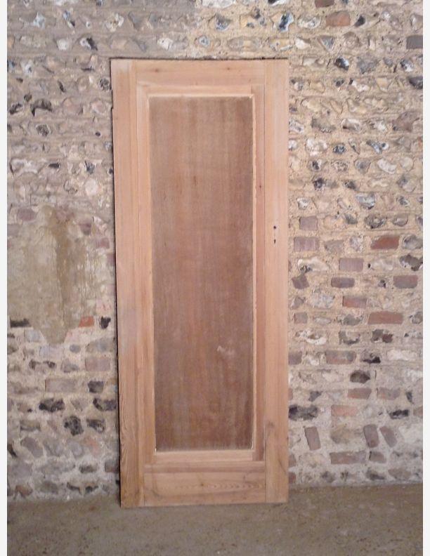 477 - A 1 Panel 1920s Internal door