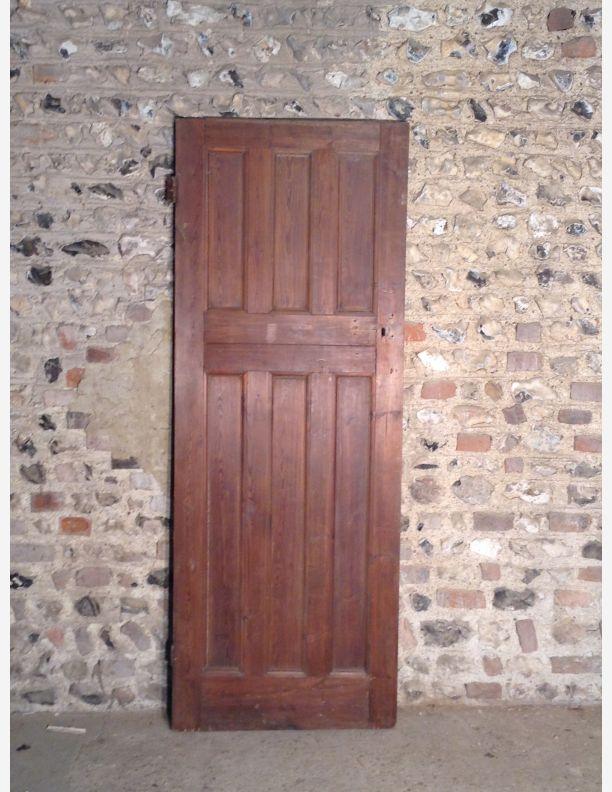 P503 6 panel 3 over 3 1920s internal door by historic doors for 1920s door design