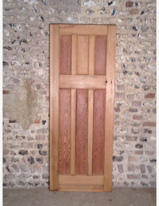 508 - A Waxed And Finished 1920s 6 Panel Internal Door 508 - A Waxed And Finished 1920s 6 Panel Internal Door & 1920s Doors Uk \u0026 1920\\u0027s Front Door Doesn\\u0027t Quite Outdo ... Pezcame.Com