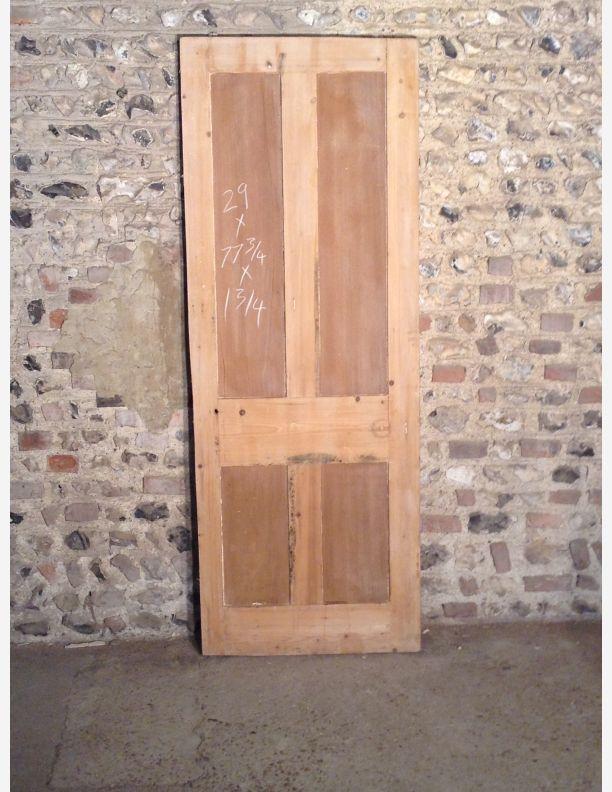 Q550 Victorian 4 Panel Shaker Style Internal Door By