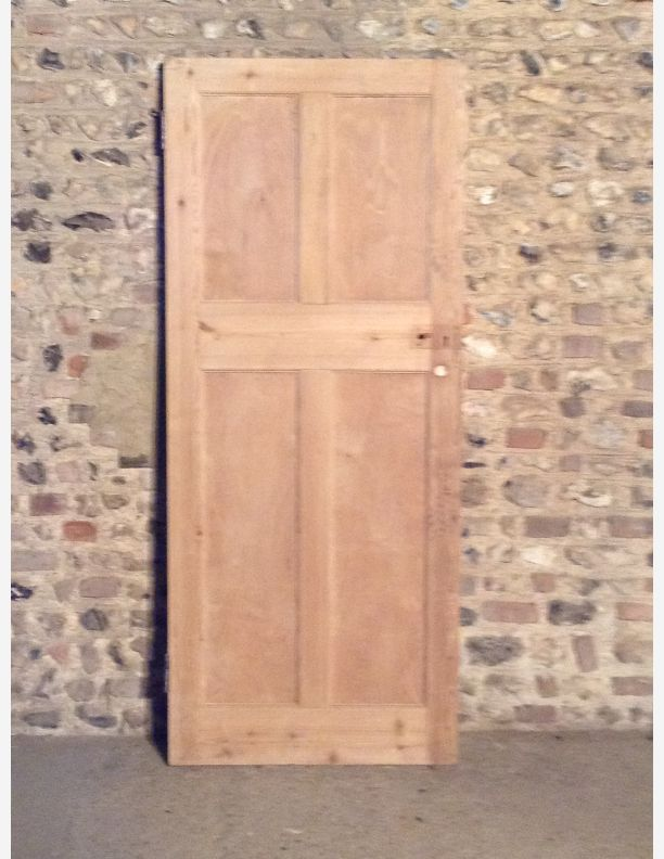 1920s 4 Panel Upside Down Style Internal Door & 1920s Internal Doors Pezcame.Com