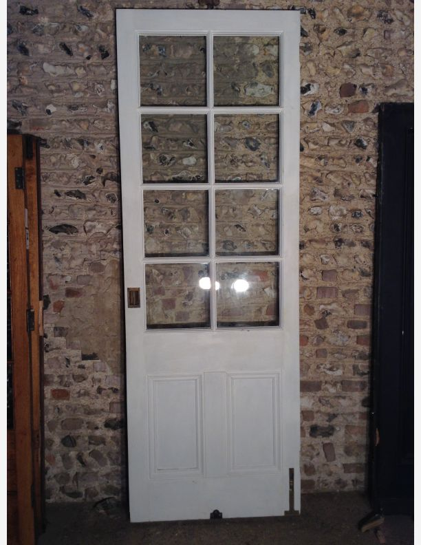 Shop607 8 Pane Victorian Vestibule Door With Glass