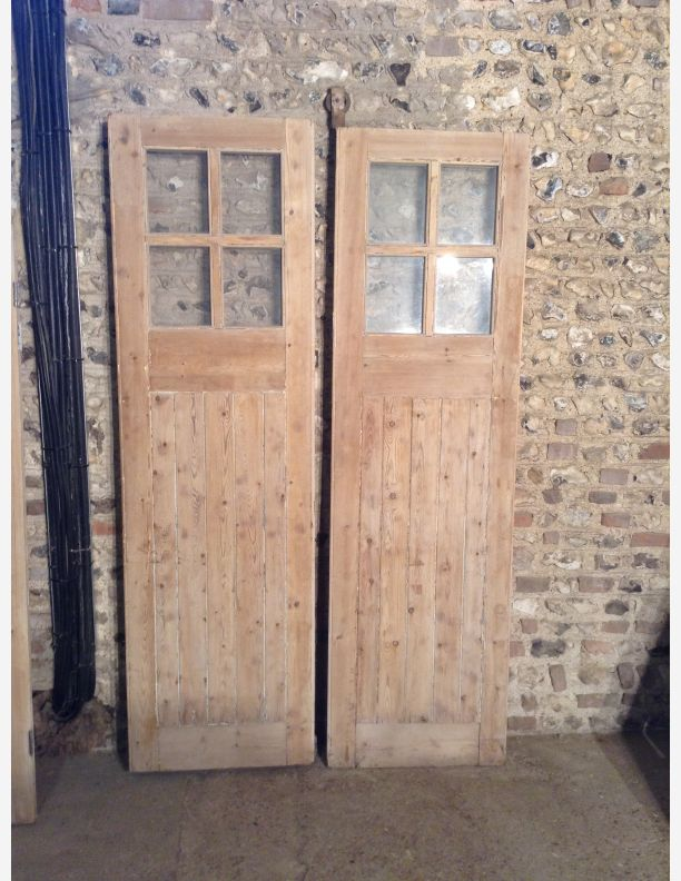 Pair of double doors sliding or hinged : partitioning doors - pezcame.com