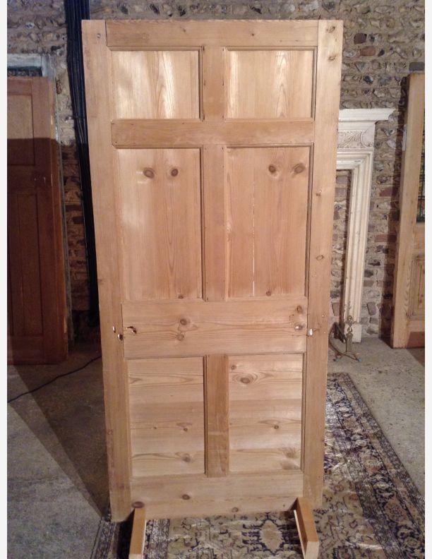 697 - Georgian 6 panel internal door