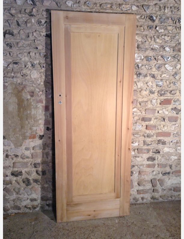 816 - single panel Edwardian door