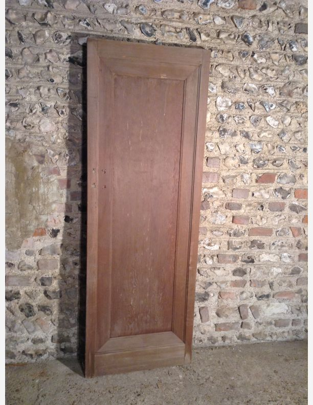 857 - single panel Edwardian door