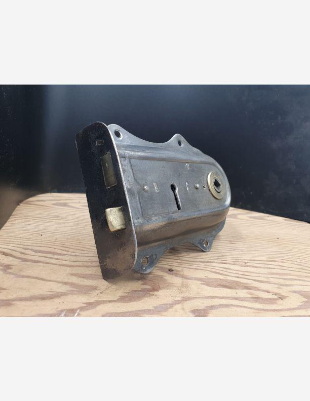 2812 - Original Victorian vintage rim lock