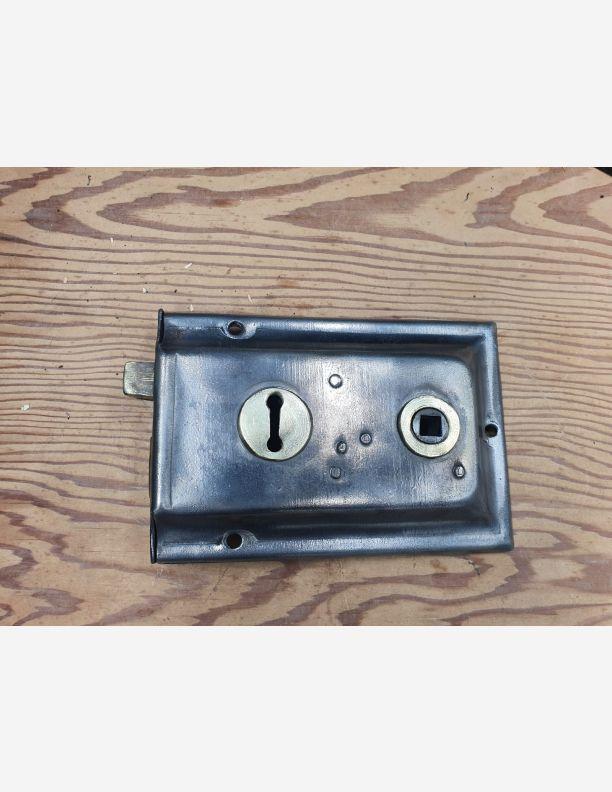 2813 - Reclaimed Victorian original rim locks