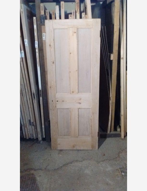 1057 - Victorian 4 panel door