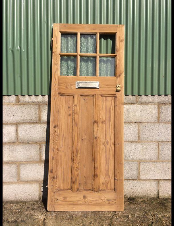 1703 - Victorian Front doors stripped pine doors 1703 - Victorian Front doors stripped pine doors & Victorian Front doors stripped pine doors