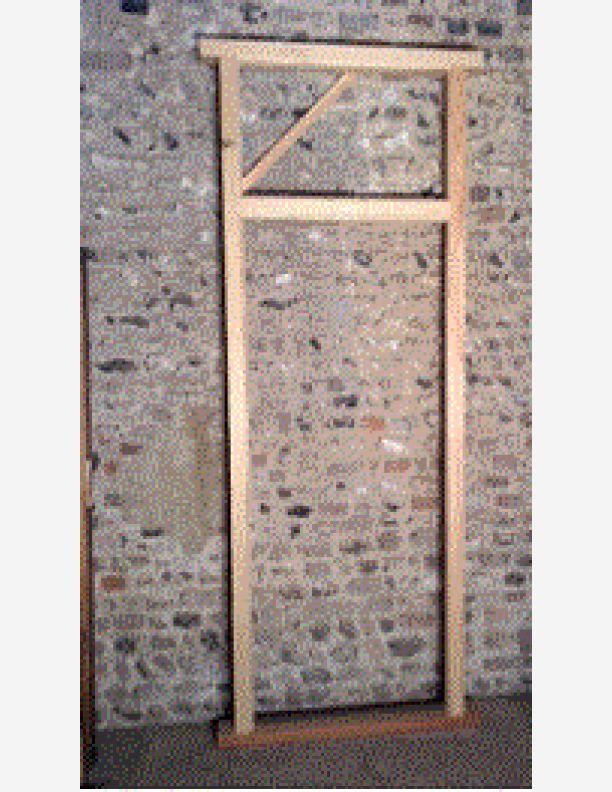 622 - Hand made frame