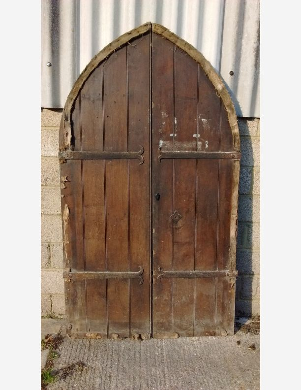 Arched and Church Doors