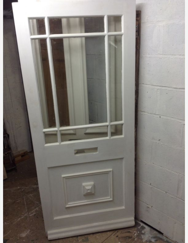 Reclaimed Edwardian Front Doors 1901 -1910