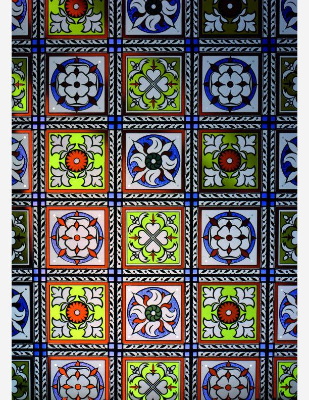 670 - Victorian Glass